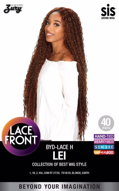 Zury Sis Beyond Synthetic Lace Front Wig - Lei