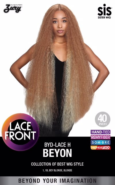 Zury Sis Beyond Synthetic Lace Front Wig - Beyon