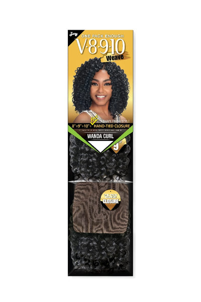Zury Naturali Star V-8-9-10 Weaving - Gogo Curl - Beauty Empire