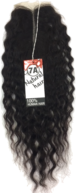 Mayde Beauty 7A Super Wet & Wavy 100% Human Hair Closure - Beauty Empire