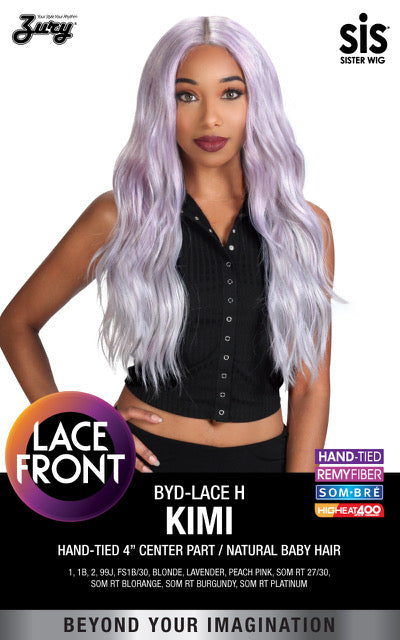 Zury Sis Beyond Synthetic Lace Front Wig Kimi Beauty