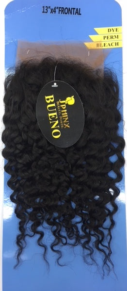 Sphinx Bueno 10A 100% Pure Virgin Human Hair - 13x4 Closure