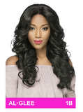 Amore Mio Everyday Collection Natural Baby Hair Swiss Lace Front Wig - AL Glee