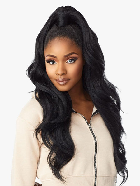 Sensationnel Instant Up & Down Synthetic Half Wig - UD 11