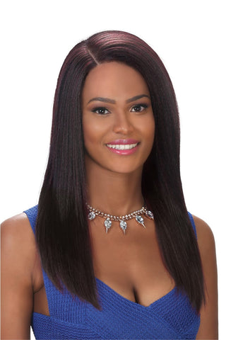 "Vanessa Honey-5 5""x5"" Hand-Tied Swisssilk Deep Lace Front Wig - T5XL Jensa"