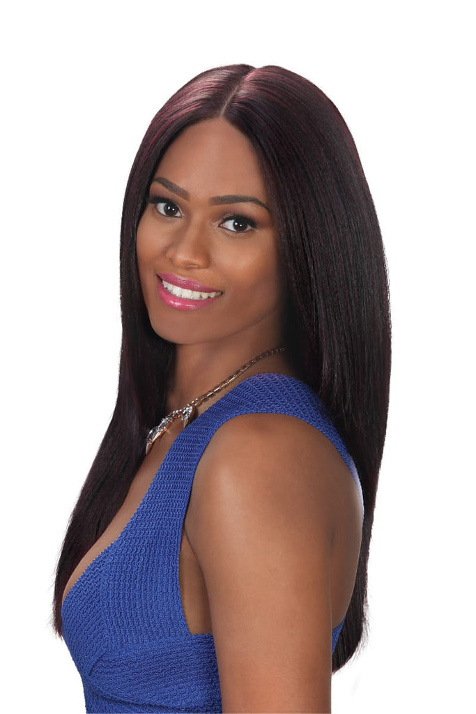 "Zury Sis 4""x4"" Beyond Synthetic Lace Front Wig - Jada"