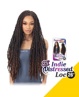 Freetress Braid - 2X Indie Distressed Loc 26 Inches