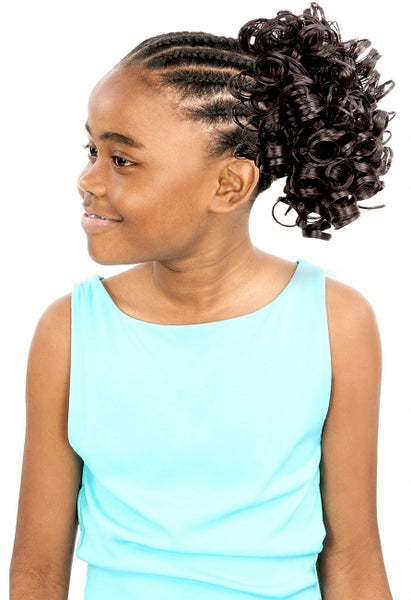 New Born Free Kids Ponytail - KP03 - Beauty Empire