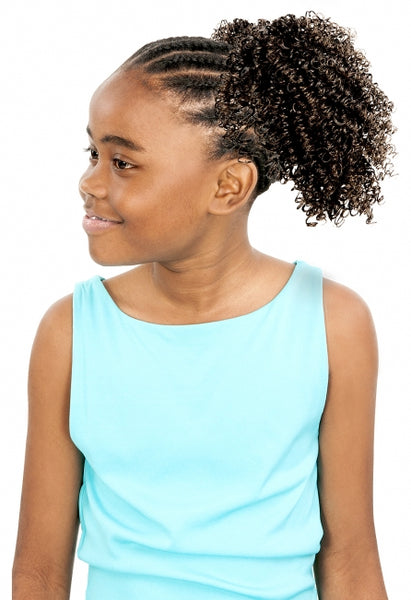 New Born Free Kids Ponytail - KP04