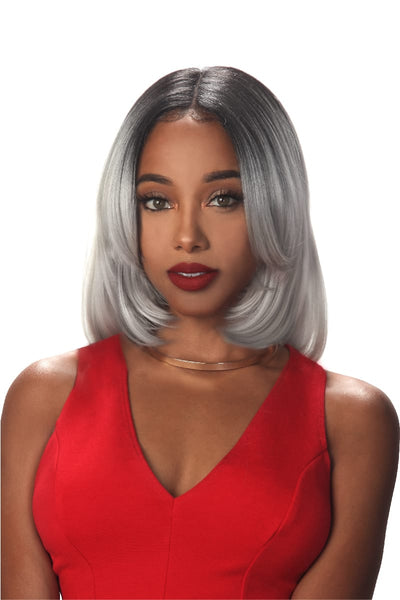 Zury Sis Slay Synthetic Lace Front Wig ‑ Kristy - Beauty Empire