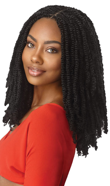 Outre X-pression Twisted Up - 3X Spring Afro Twist 16 Inches