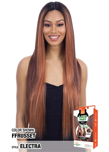 Model Model 5 Inch Lace Part Wig - Electra