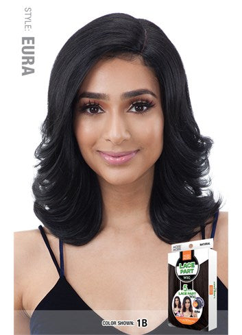 Model Model 5 Inch Lace Part Wig - Eura