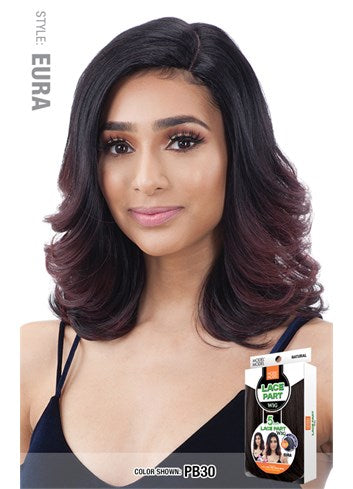 Model Model 5 Inch Lace Part Wig - Eura - Beauty Empire
