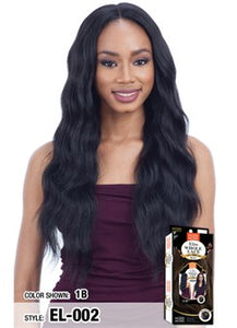 Model Model 100% Hand-Tied Elite Whole Lace Front Wig - EL 002