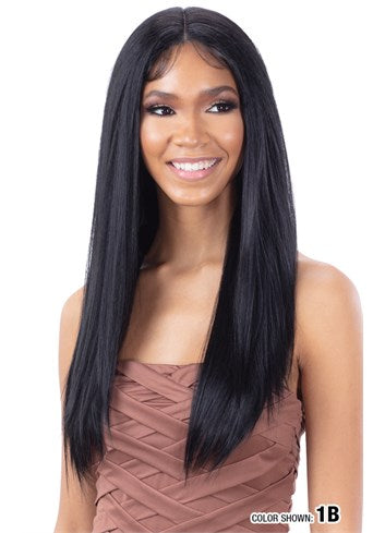 Model Model Liquid Synthetic Whole Lace Wig - Shirlene