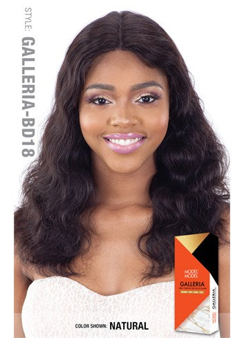 Model Model Galleria 100% Virgin Human Hair Lace Front Wig - Body Wave - Beauty Empire