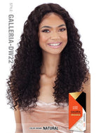 Model Model Galleria 100% Virgin Human Hair Lace Front Wig - Deep Wave - Beauty Empire