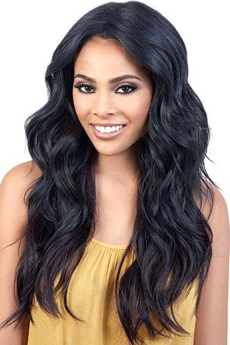 Motown Tress Let's Lace Deep Part Lace Front Wig - LDP Alpha