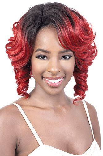 Motown Tress Let's Lace Deep Part Lace Front Wig - LDP Sweet - Beauty Empire