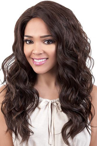 Motown Tress Let's Lace Deep Part Lace Front Wig - LDP Zest - Beauty Empire