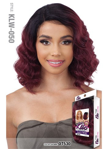 Model Model Klio Synthetic Lace Front Wig - KLW 050 - Beauty Empire