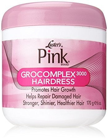 Luster's Pink Grocomplex 3000 Hairdress (6 oz) - Beauty Empire