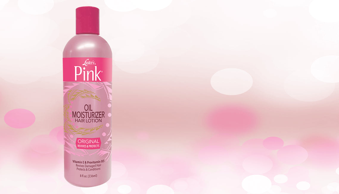 Luster's Pink Oil Moisturizer Hair Lotion (4 oz) - Beauty Empire