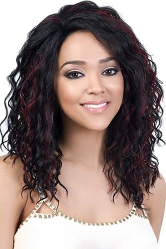 Motown Tress Synthetic Lace Front Wig - LSDP Piper - Beauty EmpireMotown Tress - 1