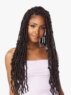 Sensationnel Lulutress Crochet Braid - 3X Distressed Locs