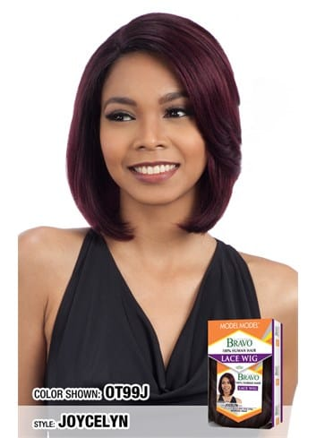 Model Model Bravo 100% Human Hair Lace Wig - Jocelyn - Beauty Empire