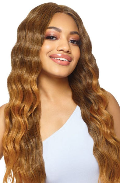 Outre 6 Inch Swiss Lace Deep Part Lace Front Wig - Coco