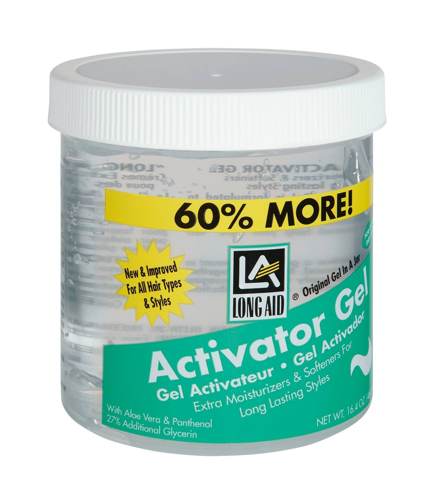 Long Aid Activator Gel (10.5 Oz) - Beauty Empire
