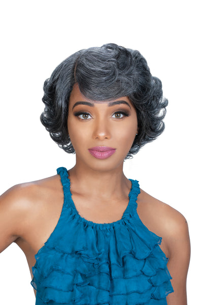 Zury Sis 100% Brazilian Human Hair Lace Front Wig - BRZ May
