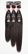 Onyx 100% Virgin Brazilian Remi 7A Bundles - 3 Bundle Straight