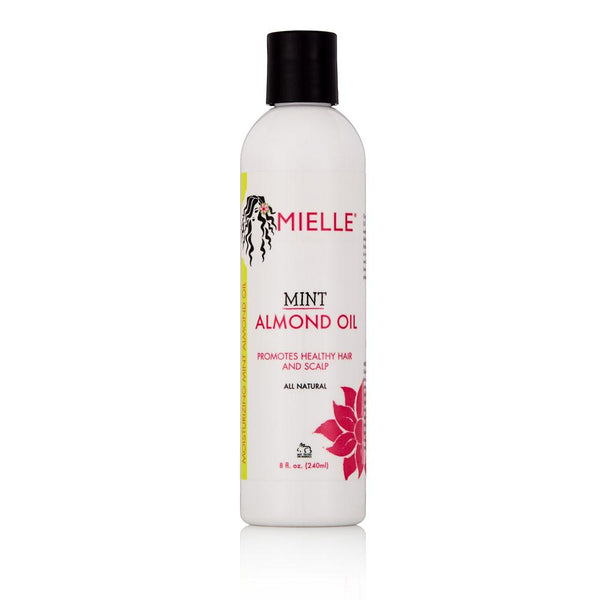Mielle Mint Almond Oil Promotes Healthy Hair & Scalp - 8oz