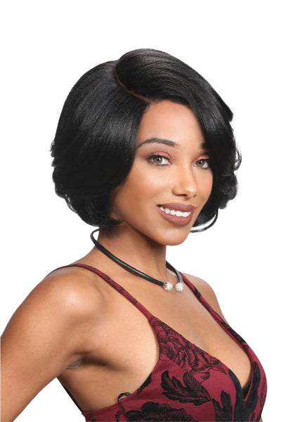 Zury Sis Sassy Half Moon Part Wig - Miu - Beauty Empire