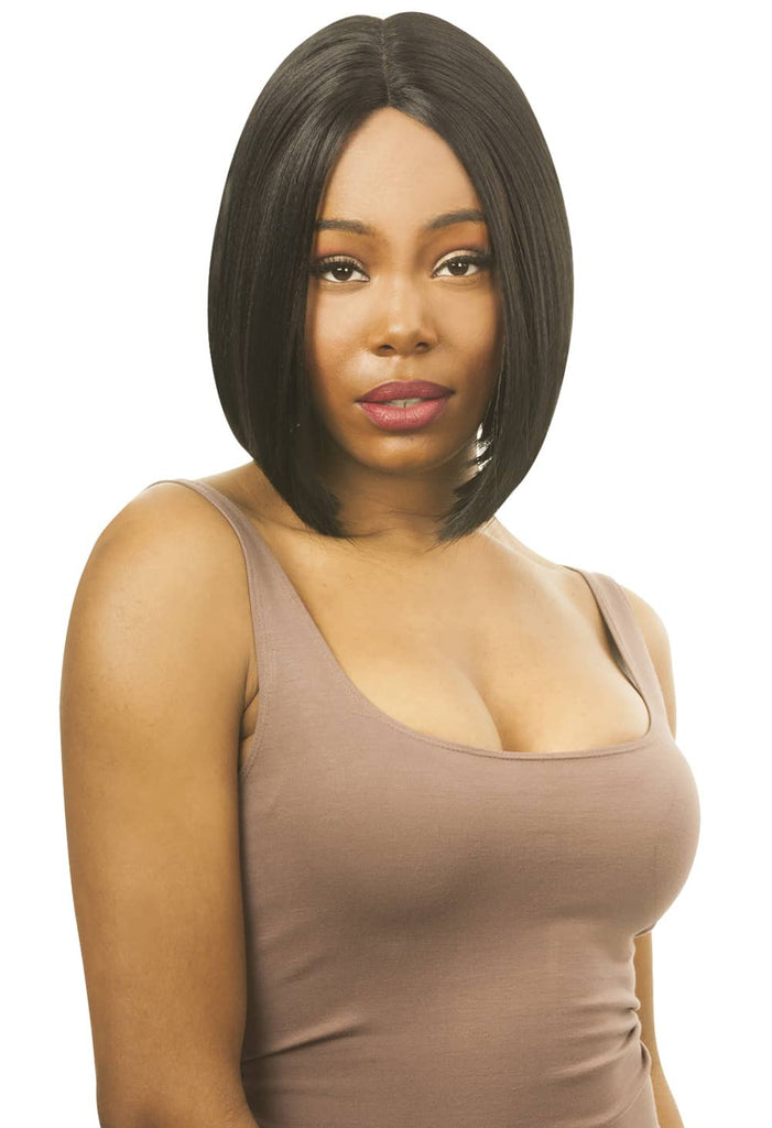 New Born Free Magic Curved Lace Front Wig - MLC198