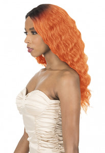 New Born Free Magic Lace Deep Part Lace Front Wig - MLD05