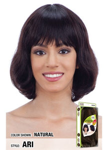 Model Model Nude 100% Brazilian Human Hair Wig - Ari