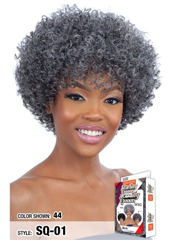 Model Model Sterling Queen Wig - SQ 01