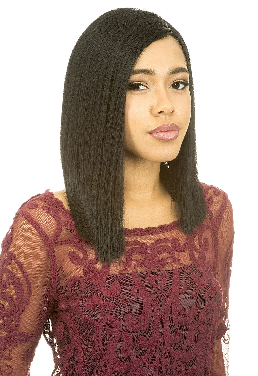Magic Lace Curved Part Lace Wig - 200 - Beauty Empire
