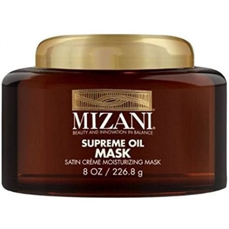 Mizani Supreme Oil Mask (8 oz) - Beauty Empire
