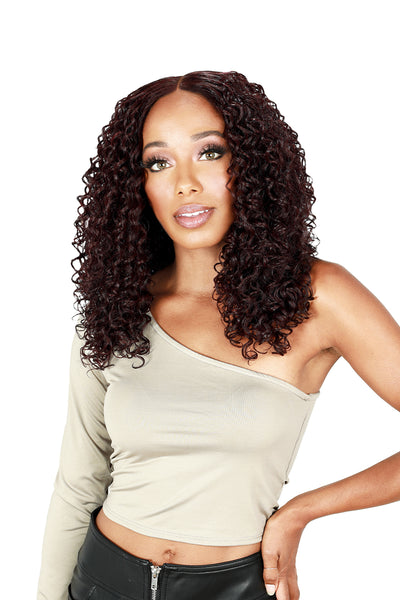 Zury Sis Naturali Star Thin Top HD Synthetic Lace Front Wig - Sander