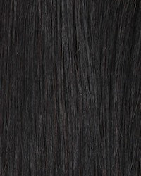 Sensationnel Brazilian 100% Human Hair 4x4 Swiss Lace Wig - Natural Yaki - Beauty Empire