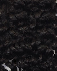 Outre &Play Human Hair Blend 360 Lace Front Wig - Natural Deep Wave - Beauty Empire