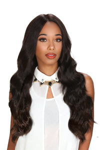 Zury Sis Prime Collection Mixed Blend 360 Lace Front Wig - Nia