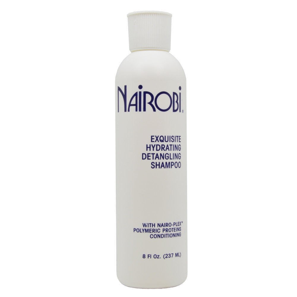 Nairobi Exquisite Hydrating Detangling Shampoo (8 oz) - Beauty Empire