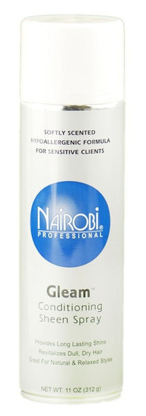 Nairobi Professional Conditioning Sheen Spray (11 oz) - Beauty Empire