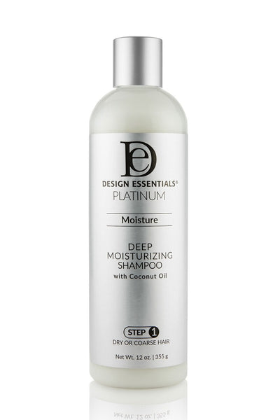 Design Essentials Platinum Deep Moisturizing Shampoo - 12oz